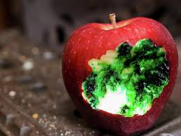Don't fall for a poisoned apple.