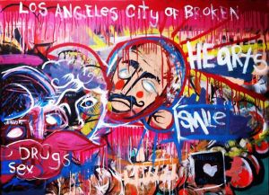 Los Angeles by Amy Preece