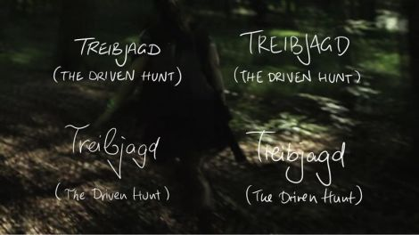 The Driven Hunt, experienced in four different ways.