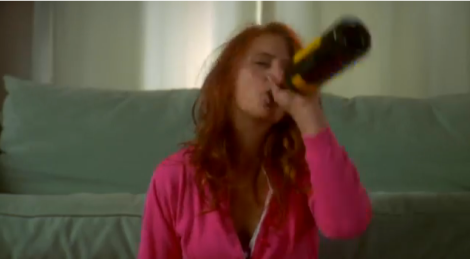 Jessica drowns her sorrows. Miracle Mile Girls Season 1 Episode 2